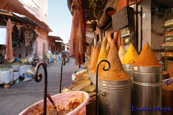 Марокканский колорит: Марракеш