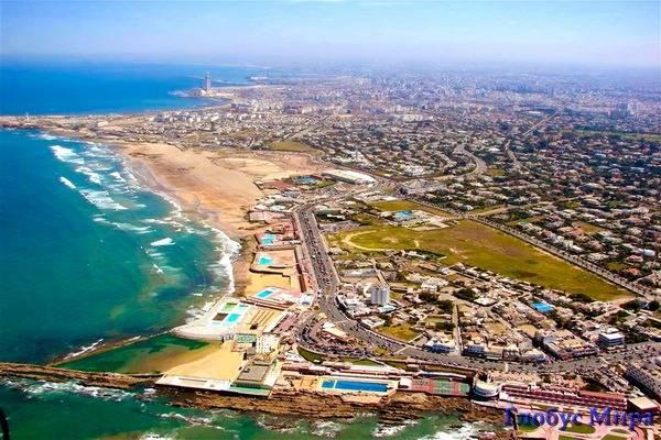 Марокканский колорит: Касабланка