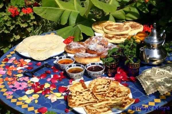 Марокканский колорит: Пастилья