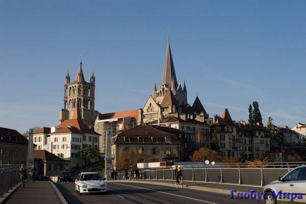 Церковь св. Франциска. Лозанна и ее достопримечательности
