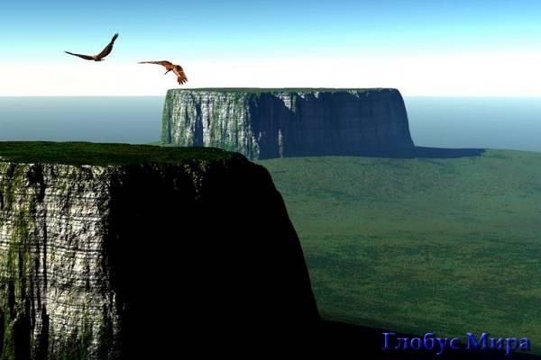 Национальный парк Canaima