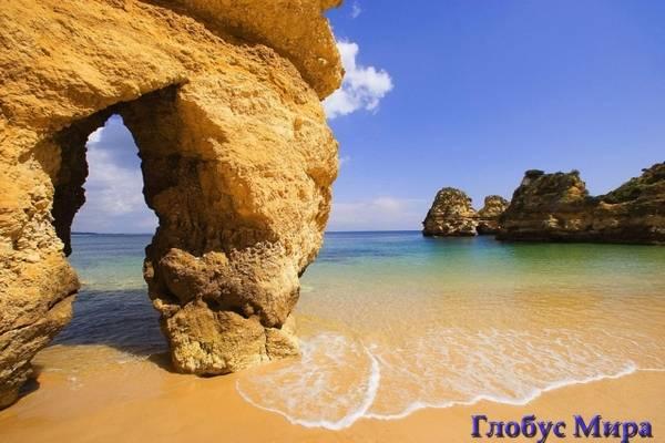 Португалия, Алгарве