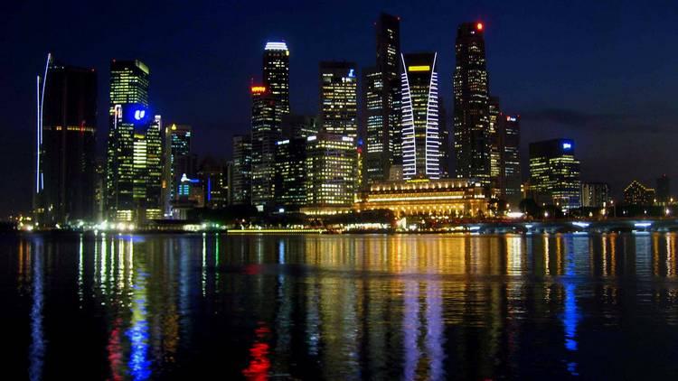 Достопримечательности и фото Сингапура