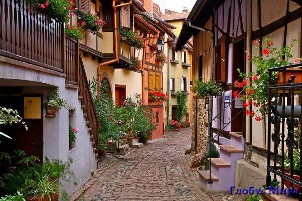 Прованс во Франции