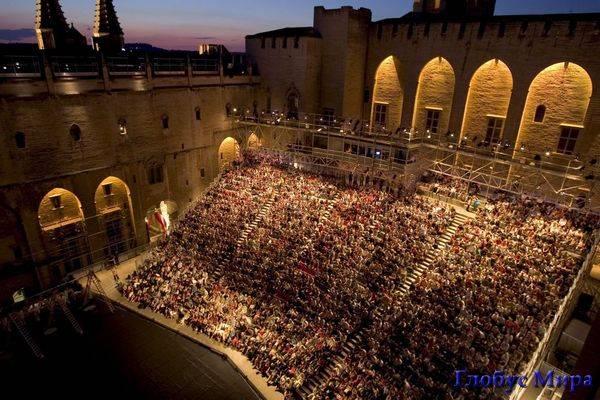 Авиньон: театральный фестиваль