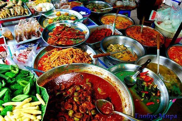 Острая азиатская кухня