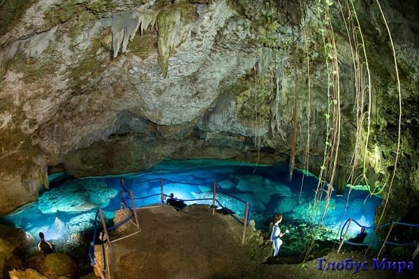Пещера для давинга