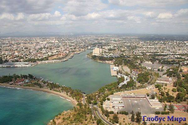 Столица Доминиканы Сан-Доминго