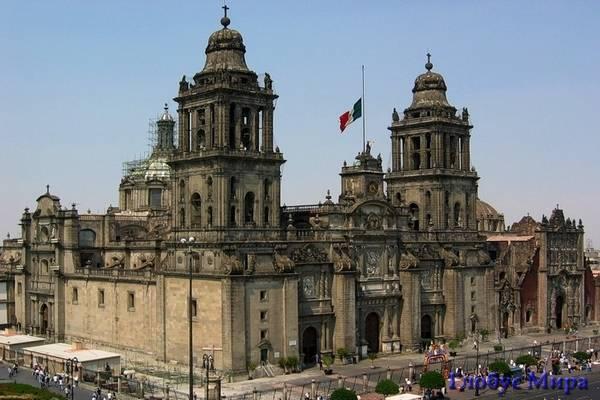Город с многовековой культурой