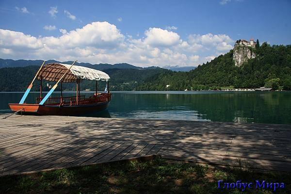 Канал в Словении