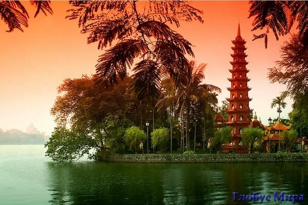 Природа и храмы Нячанга