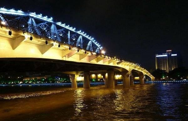 Ночной круиз по Жемчужной реке