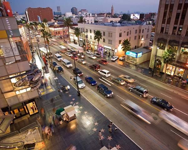 Лос Анджелес: достопримечательности, Голливуд