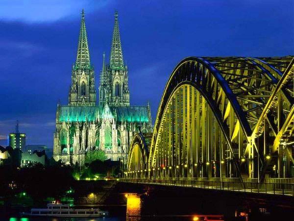 Бонн: достопримечательности города