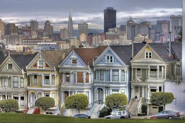 Жилой квартал частных домов