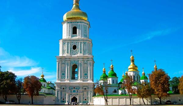 Софийский собор – строение, известное всему миру