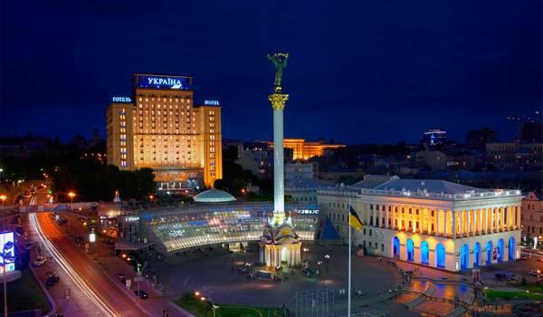 Главная площадь Киева