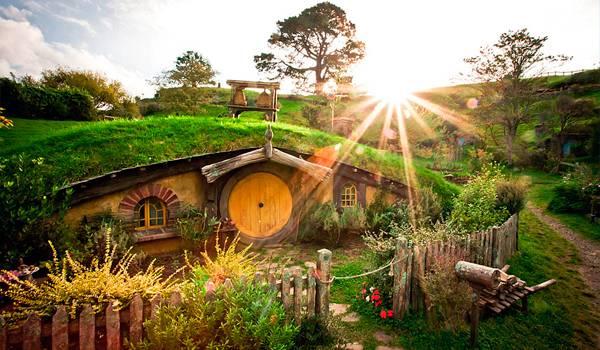 Достопримечательности далекой Новой Зеландии
