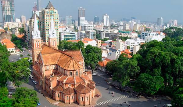 Вьетнамский Нотр-Дам – визитная карточка Хошимина