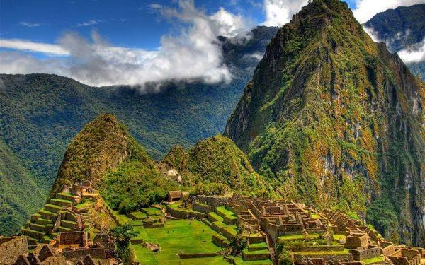 Священный город Мачу-Пикчу