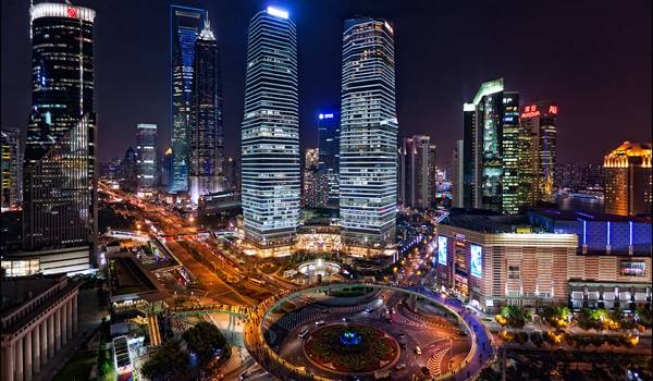 Без сомнения, небоскребы – яркая изюминка Шанхая