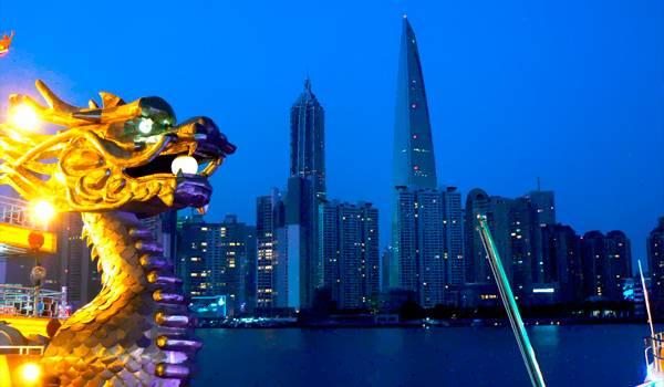 Золотой дракон – неотъемлемый символ Китая