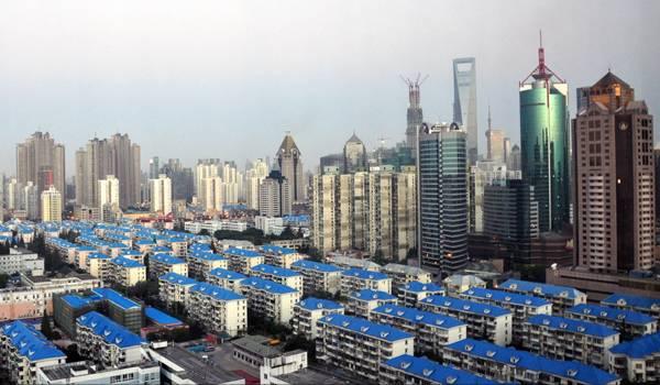 Жилой район Шанхая