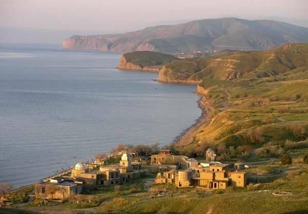 Крым: Судак и его достопримечательности