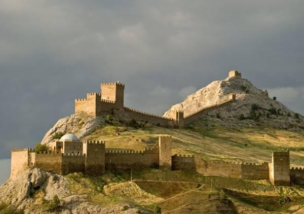 Феодосия: достопримечательности, музеи