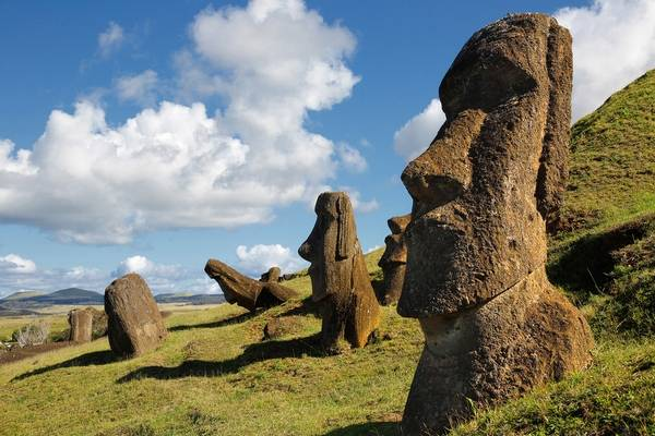 Фигуры острова Пасхи