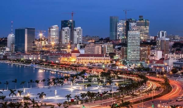 Луанда - столица