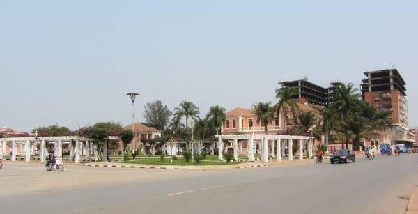 Ангольский город