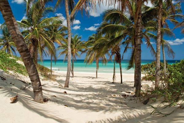 Пляж Гуанабо на фото