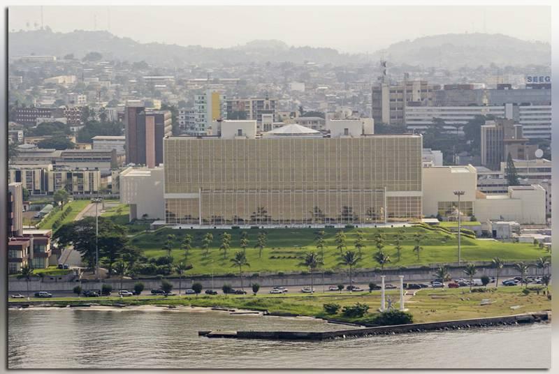 Либревиль, Габон - столица