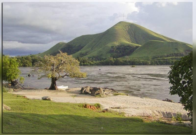 Природа Габона