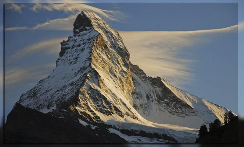Магическая гора Маттерхорн