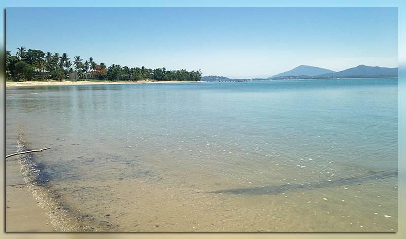 Muggy Muggy Beach на острове Данк