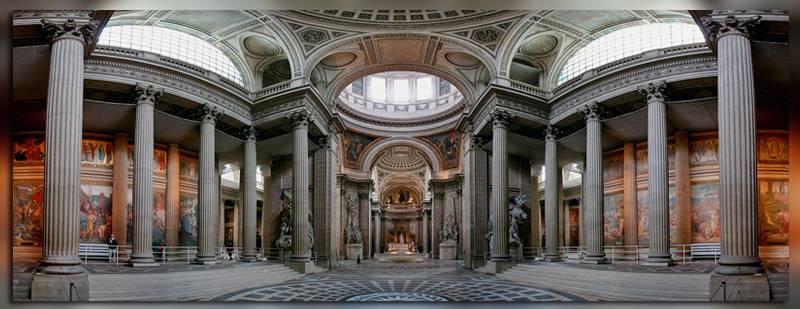 Пантеон: достопримечательности и фото