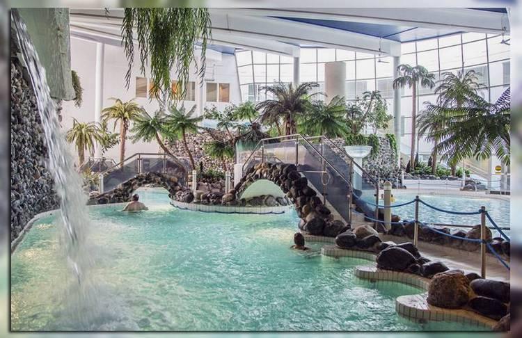 Аквапарк Kuusamon Tropiikki