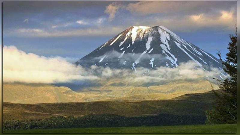 Вулкан Нгаурунхоэ