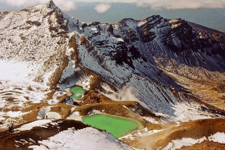 Вулканы Тонгариро