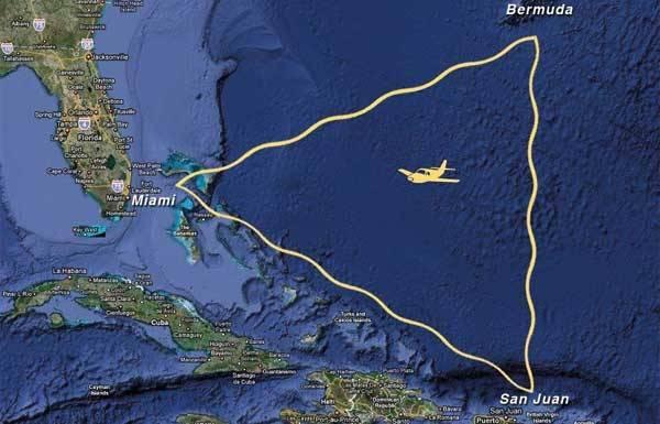 Район Бермудского треугольника