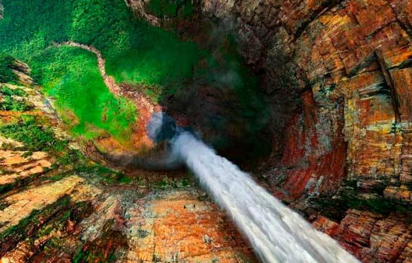 Высокийводопад