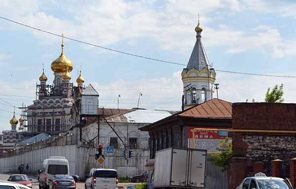 Церкви Кунгура