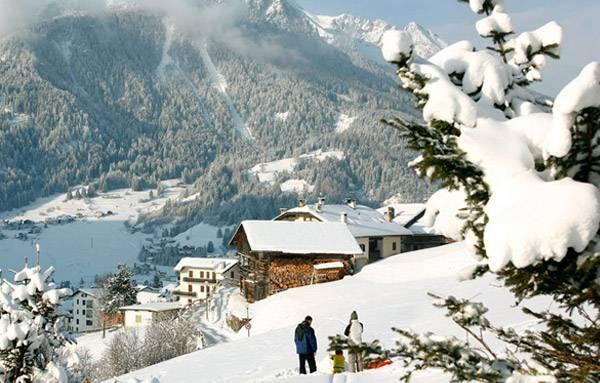 Курорты Доломитовых Альп