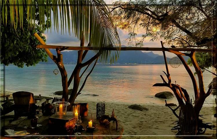 Остров Сент-Анн, Сейшелы