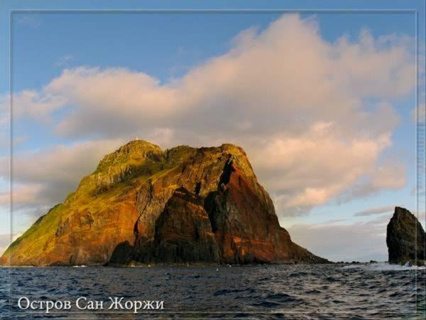 Азорские острова - Сан Жоржи