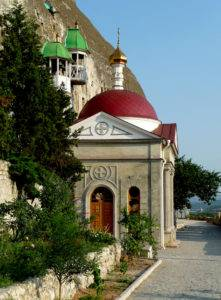 Дом в Крыму на Черном море