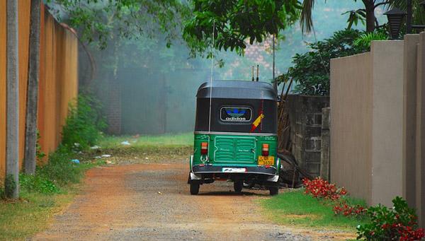 Улица Шри Ланки