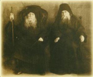 Старцы афонского монастыря